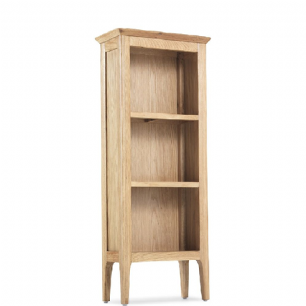 Kingston Oak CD Bookcase
